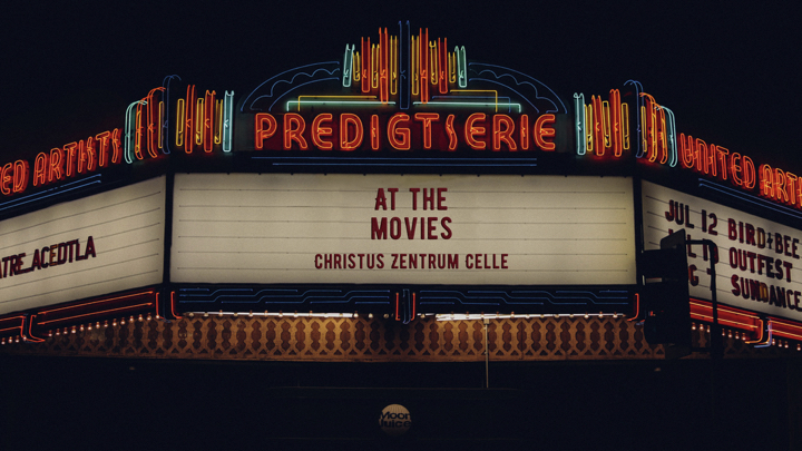 Predigtserie: At the Movies
