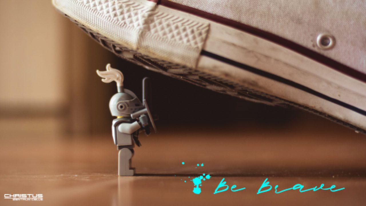 Predigtserie: Be brave
