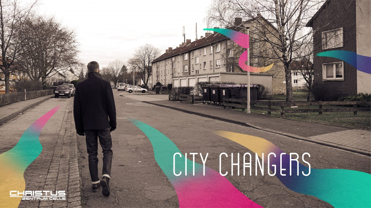 Predigtserie: City Changers