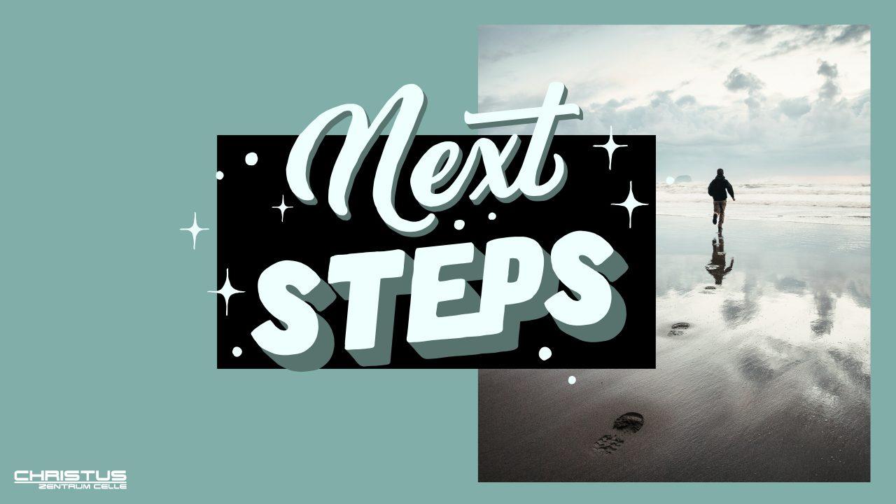 Predigtserie: Next Steps